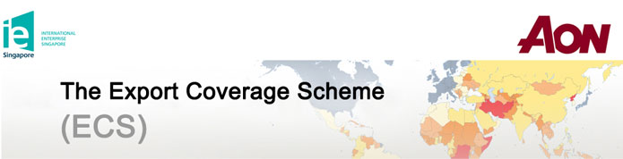 IE Singapore and Aon Singapore on 'Export Coverage Scheme Launches Limit Top Up Facility'
